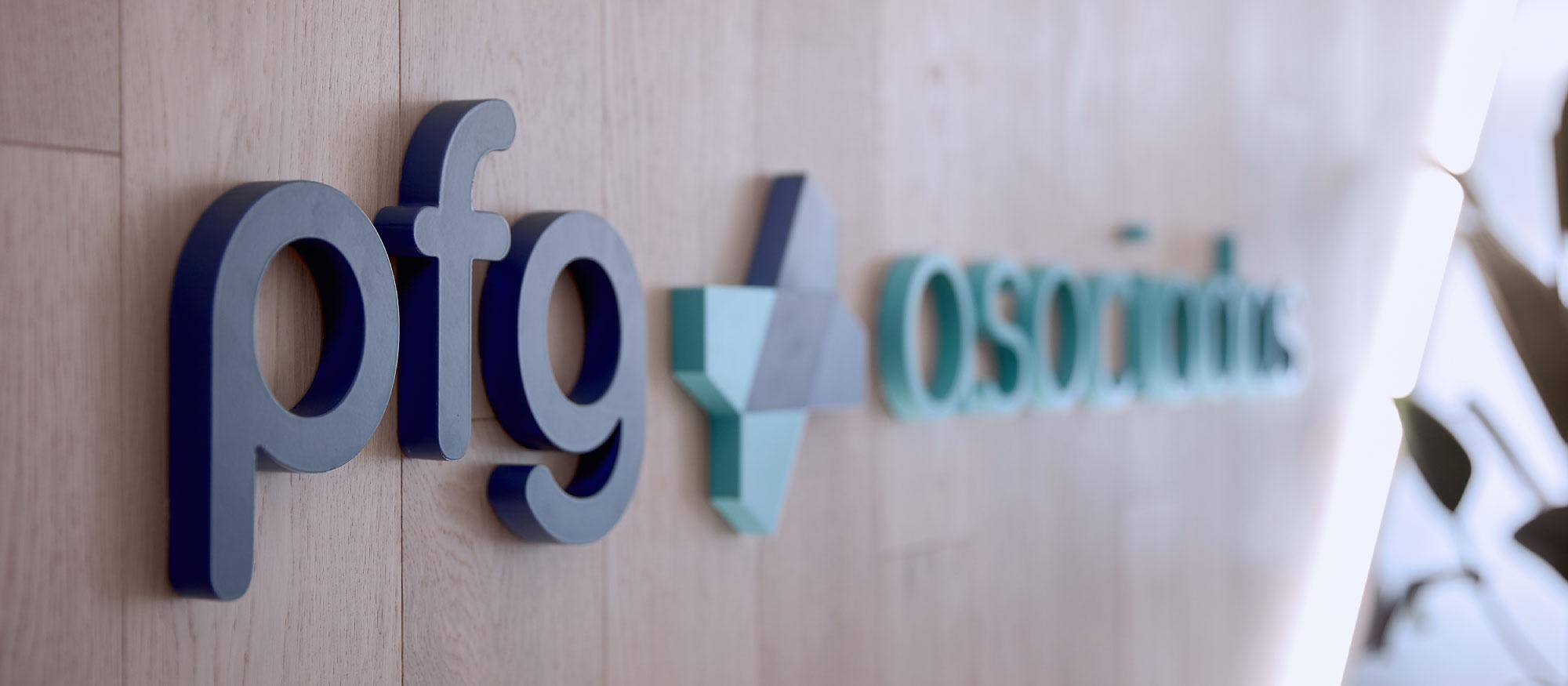 Oficina PFG Asociados, asesores para compra o venta de farmacia